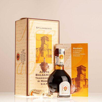 Aceto Balsamico Tradizionale, 12 Jahre, Flasche 0,1l - Essigmanufaktur Zur Freiheit