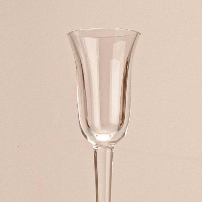 Aperitifessigglas, Kristallglas, Mundgeblasen, 1 Stück - Essigmanufaktur Zur Freiheit