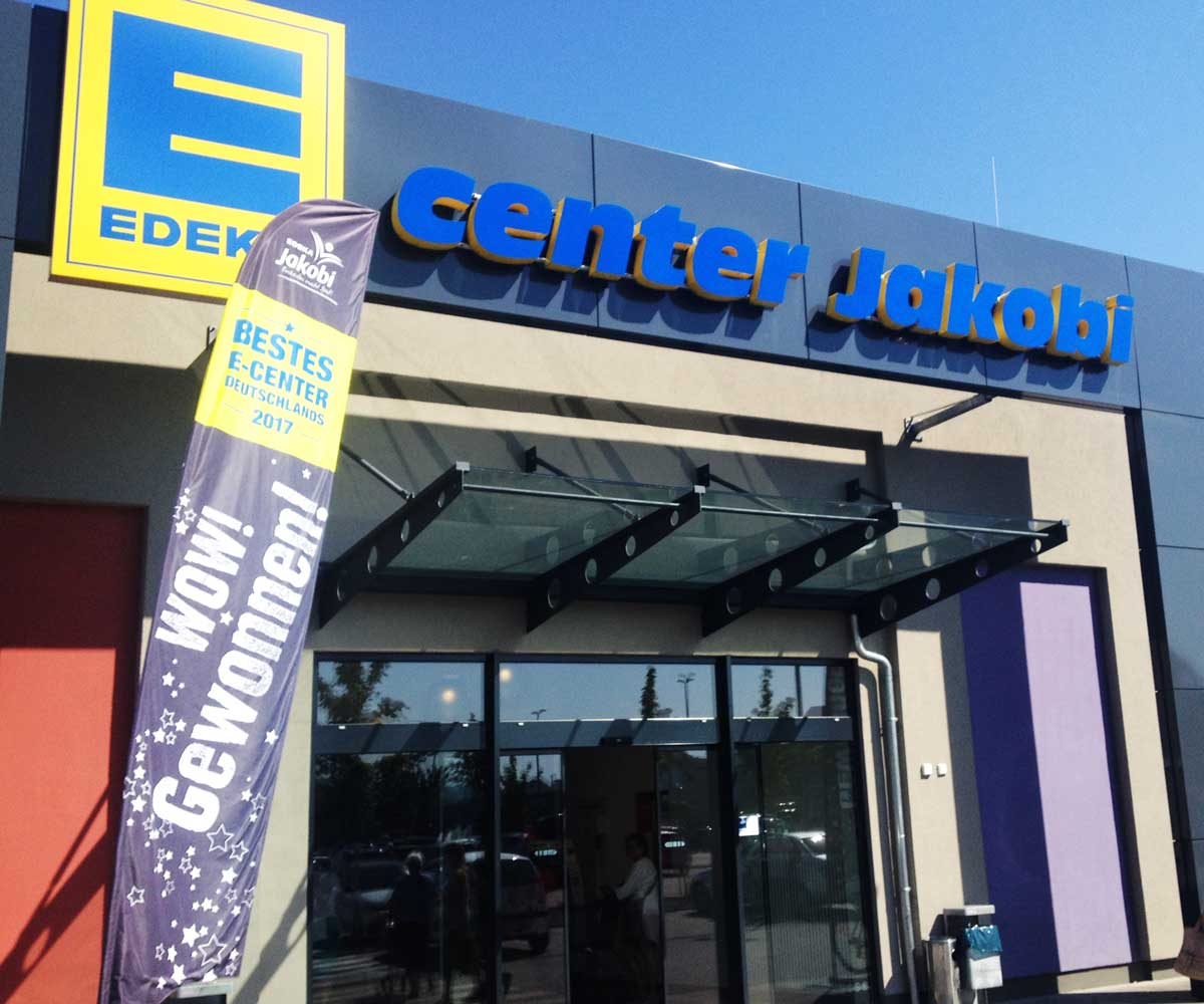 E-Center Jakobi – Bensheim