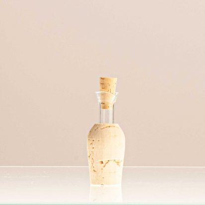 Ausgiesser Aus Glas, Mit Stopfen, Klein, 1 Stück