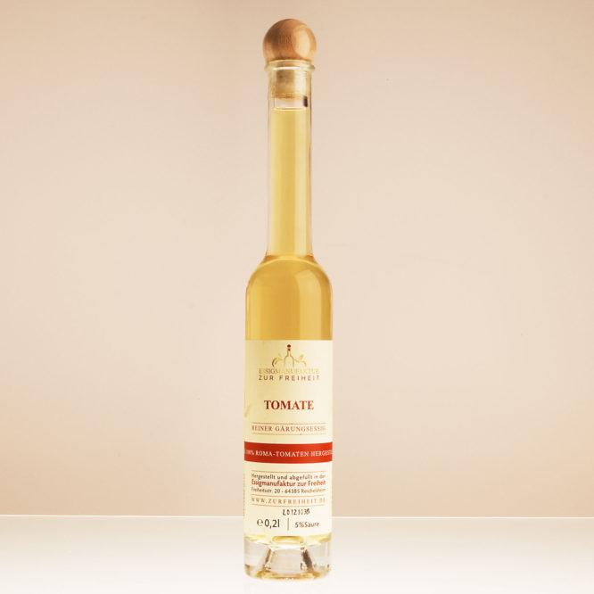 Tomatenessig Flasche 200ml Essigmanufaktur Zur Freiheit