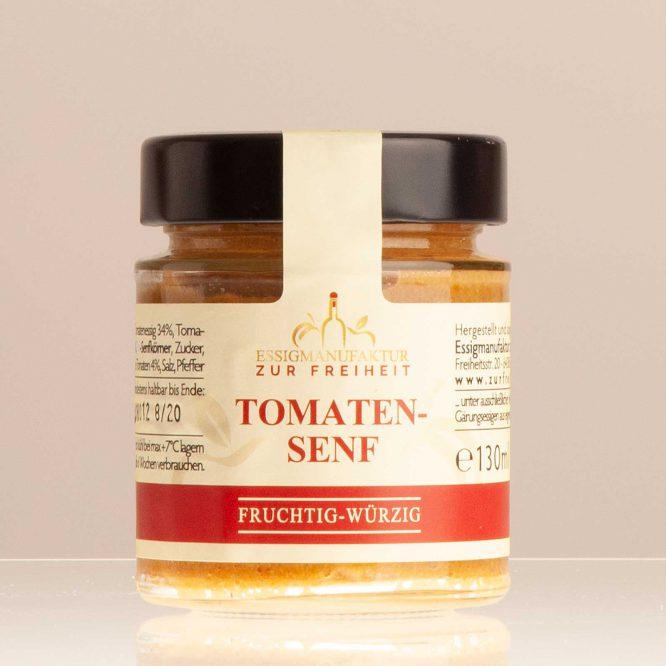Tomatensenf 130ml - Essigmanufaktur zur Freiheit