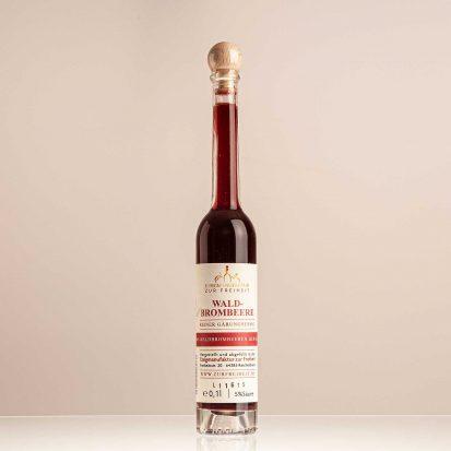Waldbrombeeressig Flasche 0,1 L