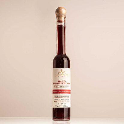 Waldbrombeeressig Flasche 0,2 L