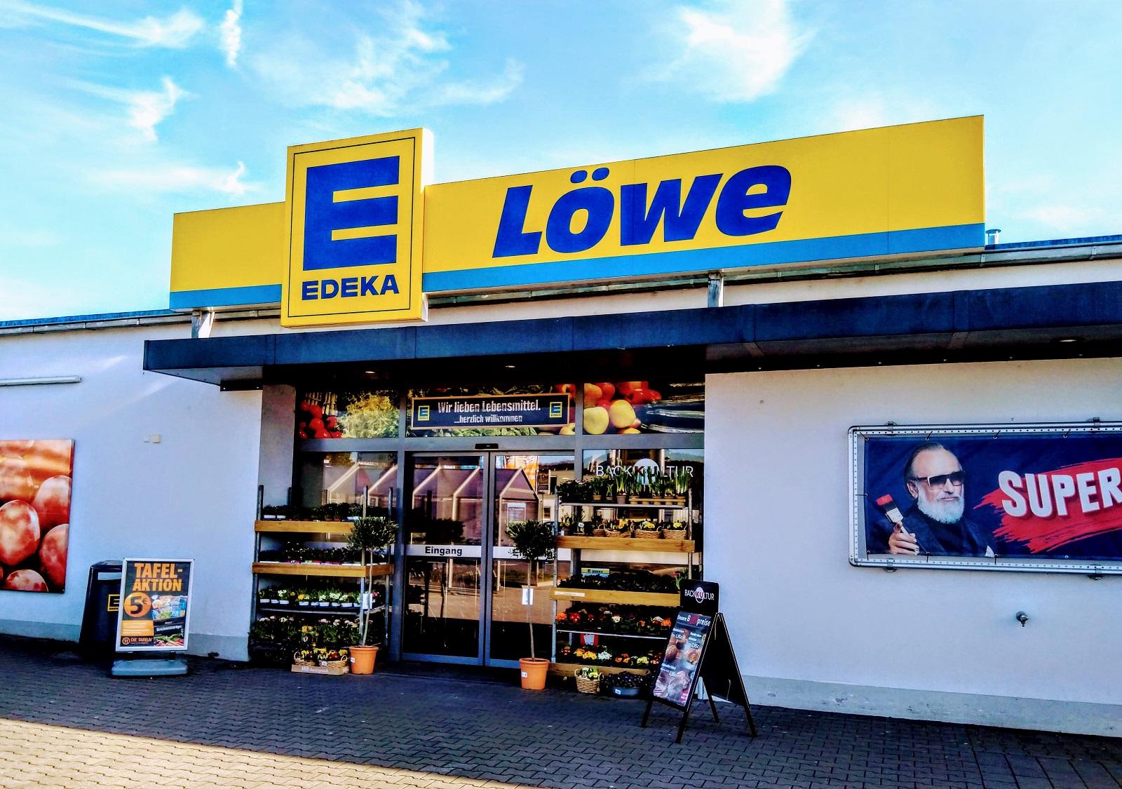 EDEKA Löwe – Bad König