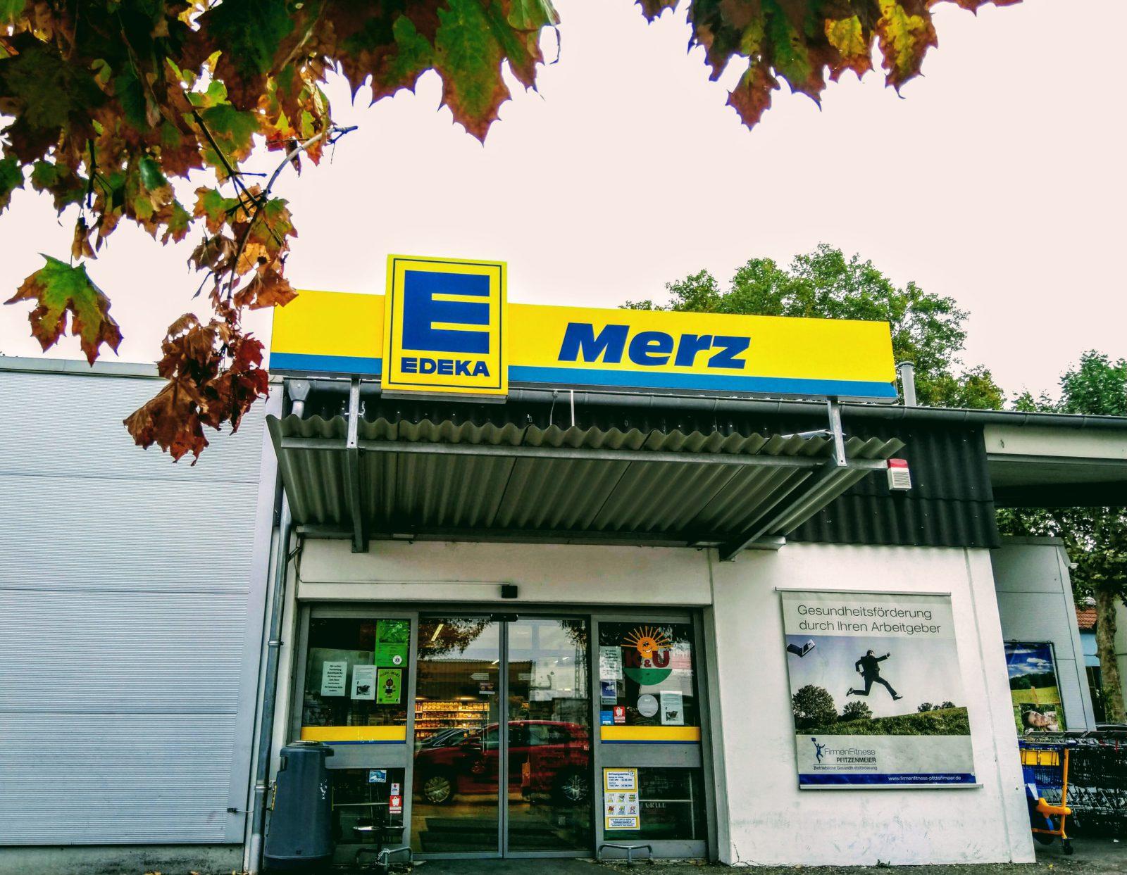 EDEKA Merz – Heppenheim