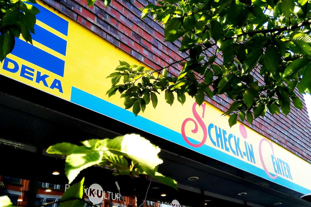 Scheck-in Center Frankfurt – Ostend